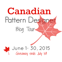 Canadian Pattern Designer Blog Tour